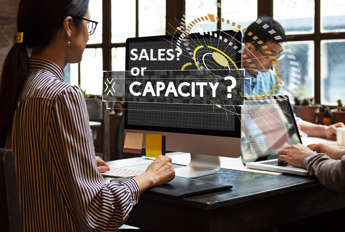 Increasing Sales or Building Capacity - Which Comes First?